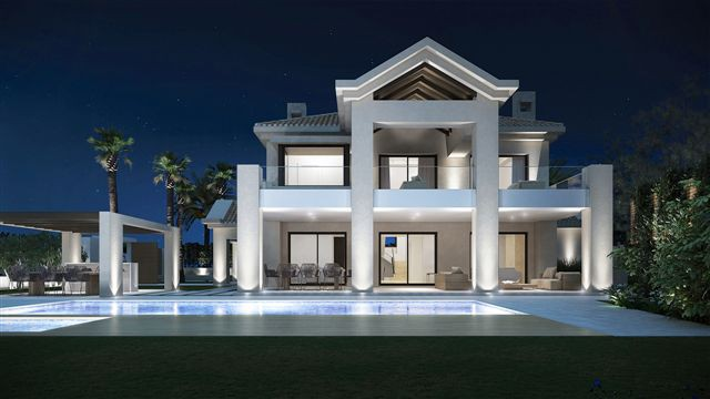 Exceptional Luxury Villa Marbella Golden Mile 7,900,000€