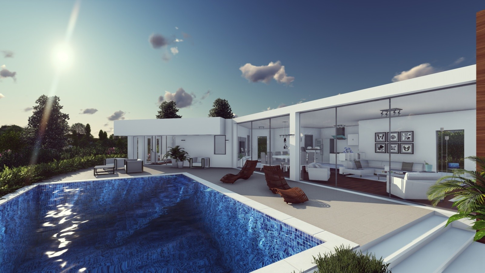 New Build Detached Villa Valtocado Mijas