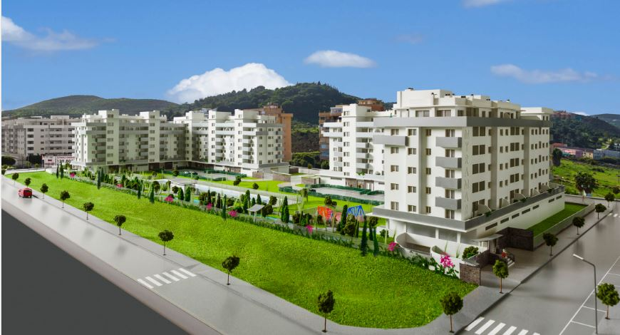 3 + 4 Bed Apartments + Penthouses Fuengirola Beach from 167,300€!!!