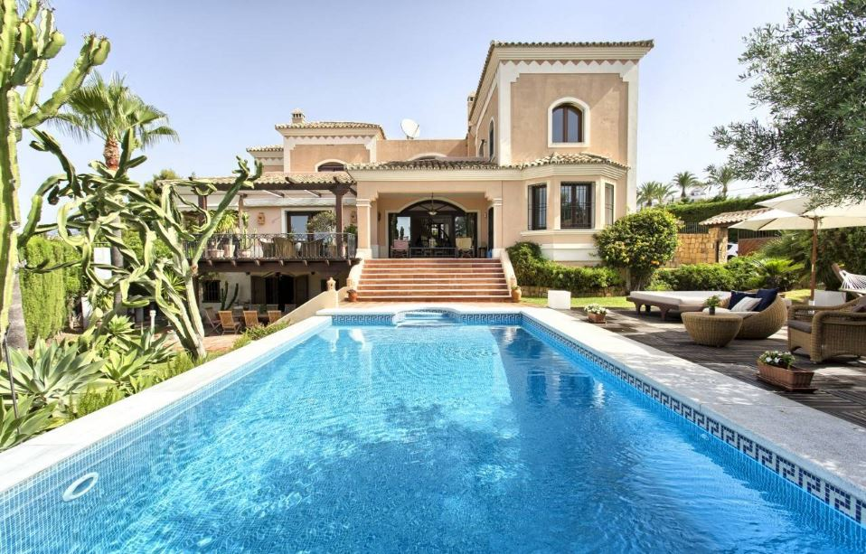 Magnificent Villa