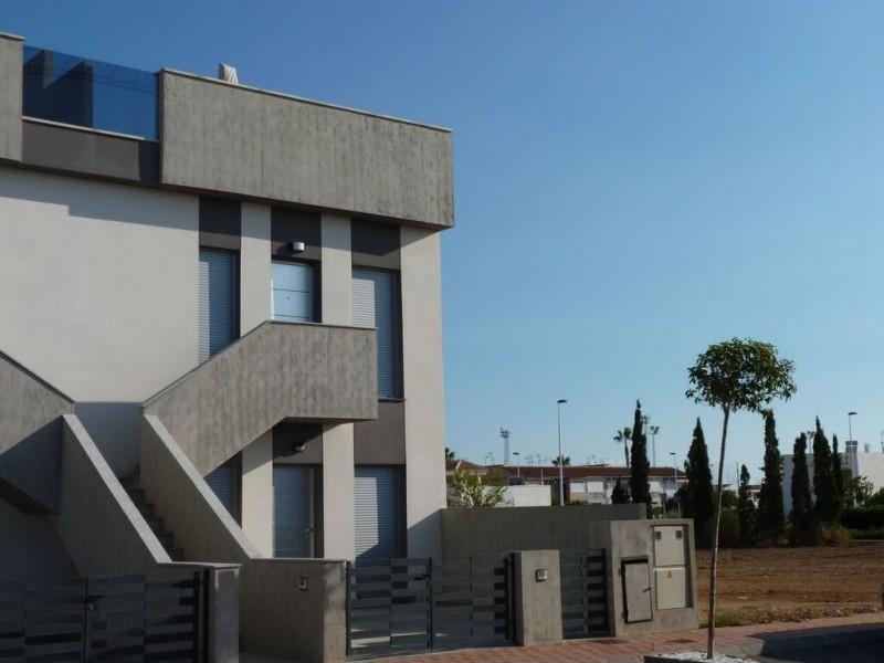 2 Bed 2 Bath New Build Top Floor Apartments San Pedro del Pinatar