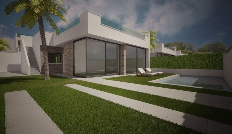 New Build Villas – Los Alcazares Mar Menor – 269,950€!!!