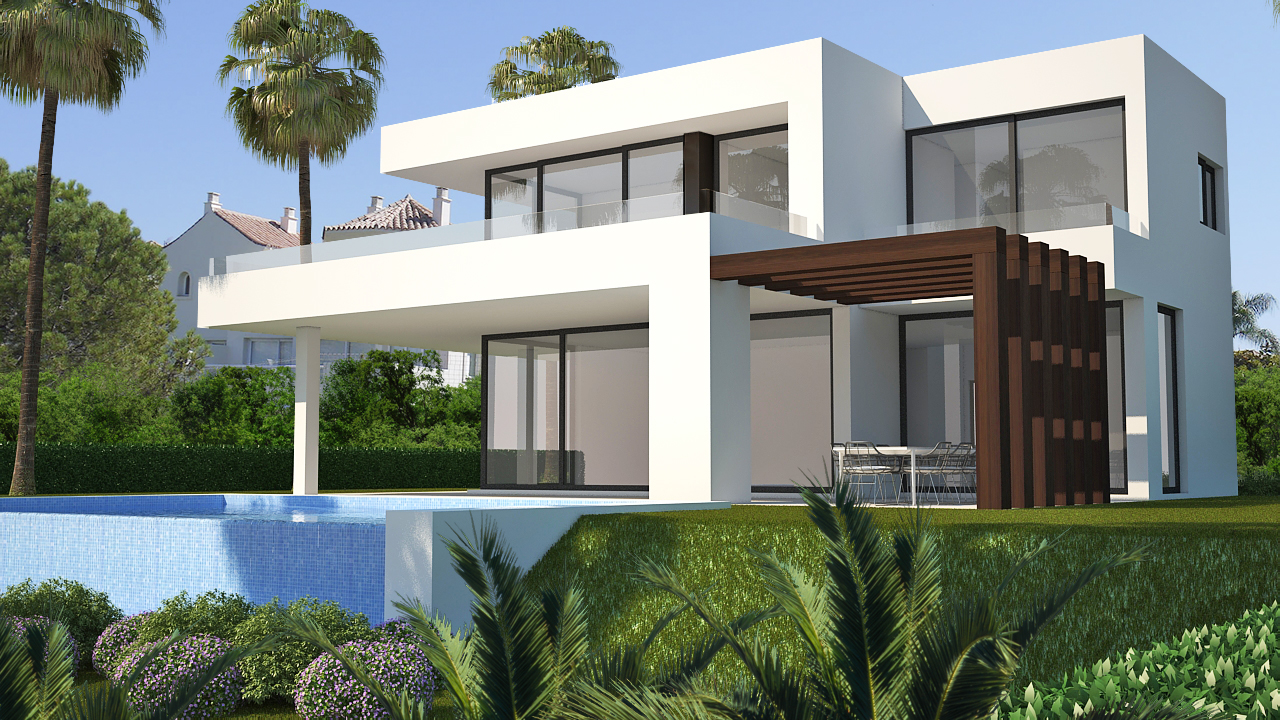 New Build Villa Benahavis
