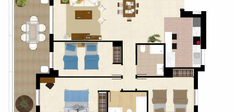 Floor Plan_3_Acqua_3D