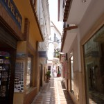 "Variety of Shops and Boutiques in the ""Casco Antiguo"""