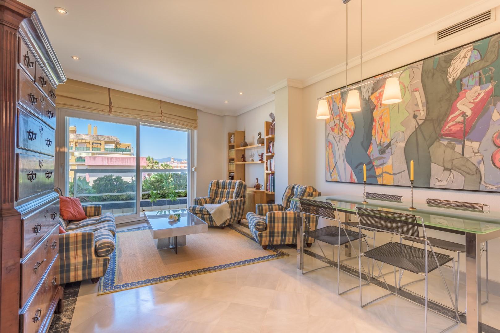 Marbella Beach Apartment