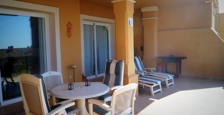 BBQ area, terrace
