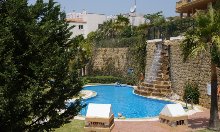2 BED PENTHOUSE,GOLF, SEA, MOUNTAIN VIEWS
