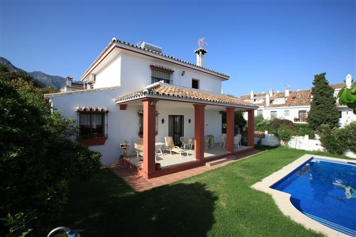 4 Bedroom Villa Marbella