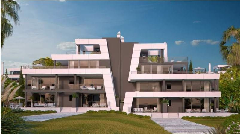 New Build Apartments and Penthouses Cabopino Costa del Sol