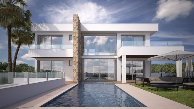 New Build 3 Bed Villa La Cala