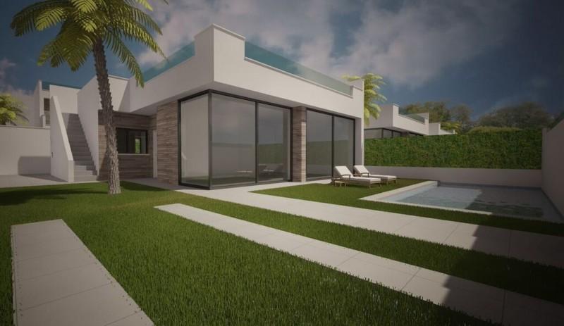 New Build Villas – Los Alcazares Mar Menor – 269,950€!!!