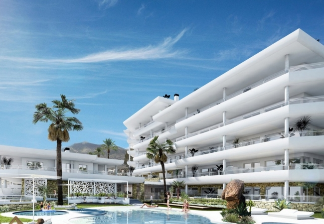 3-4 BEDROOM OFF-PLAN LUXURY APARTMENTS AND PENTHOUSES FUENGIROLA