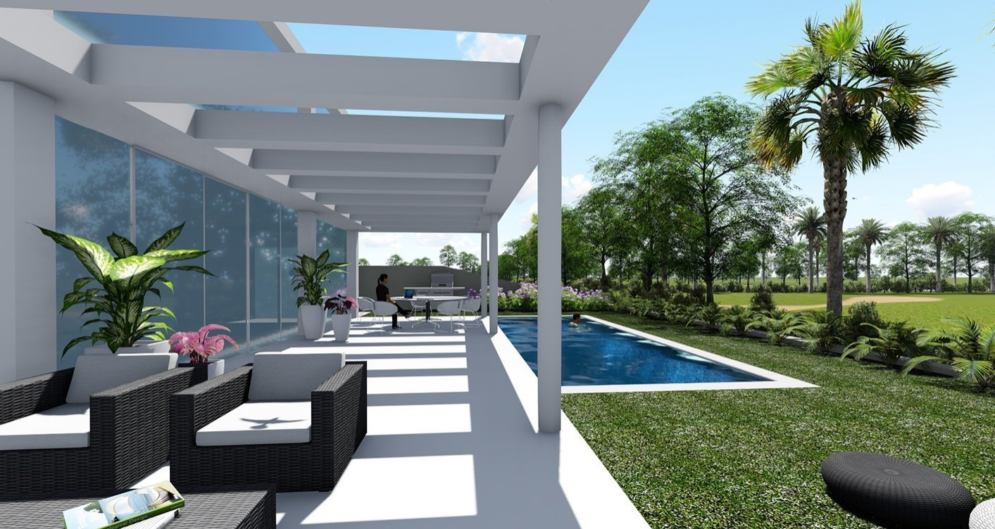 BRAND NEW 3 BED FRONT-LINE GOLF VILLAS FROM ONLY 695.000€!!!