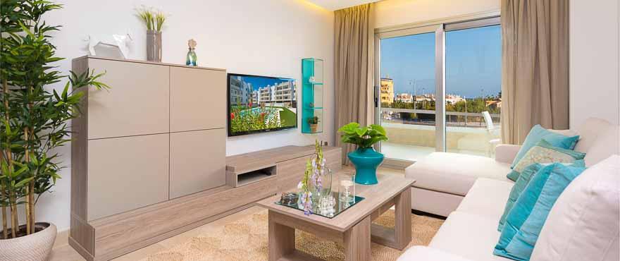 Luxury New Build – San Pedro Beach III – 1-3 Bedrooms From 215,000€