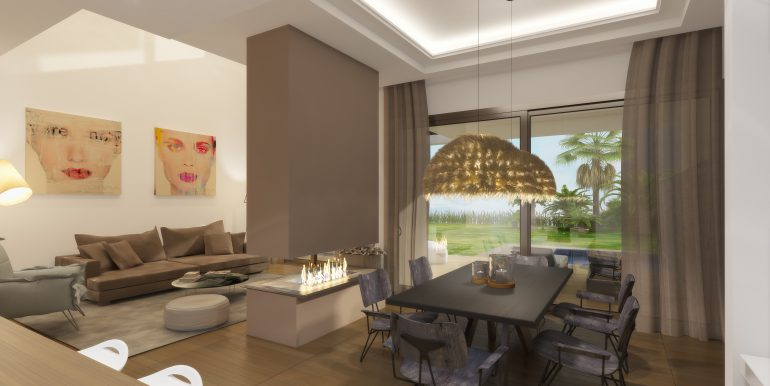 Type 3 Living & Dining Room (3)