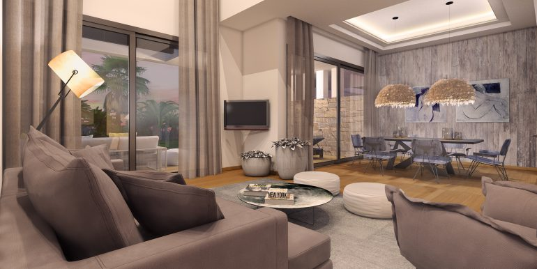 Type 3 - Living Room without Fireplace (3)