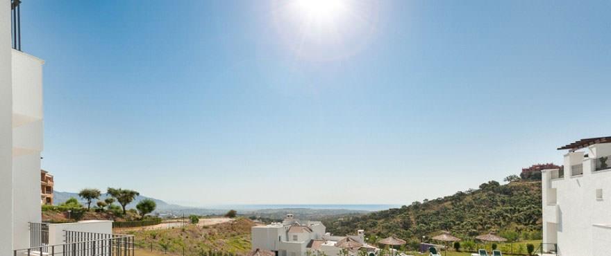 Luxury New Build – Elviria Sea Views – From 192,000€